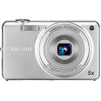 Samsung ST65 14.2 MP Silver Compact Digital Camera