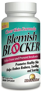Blemish Blocker - A Vitamin Formulated to Promote Clear Radiant Healthy Skin