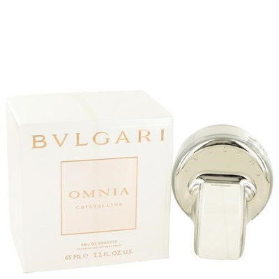 OMNIA CRYSTALLINE by Bvlgari Eau De Toilette Spray 2.2 oz for Female