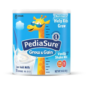 Pediasure Shake Mix - Powder - Vanilla - 14 oz