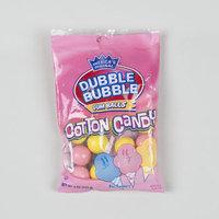 Dollaritemdirect BUBBLE GUM DUBBLE BUBBLE 4 OZ COTTON CANDY PEG BAG 3 ASST FLAV, Case Pack of 12