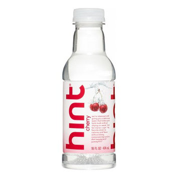 Hint Water Hint Cherry Essence Water - 12 Pack