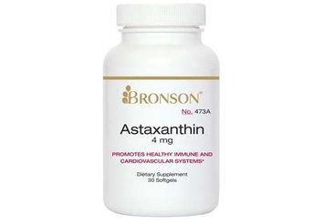 Bronson Vitamins Astaxanthin Supplement 4 mg