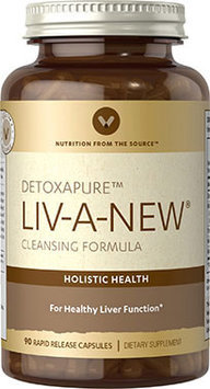Vitamin World Liv-a-New Cleansing Formula