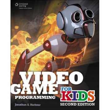 Course Technology Video Game Programming for Kids