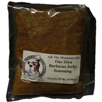 Ask The Meatman's Own Barbecue Jerky Seasoning (Blend 50)
