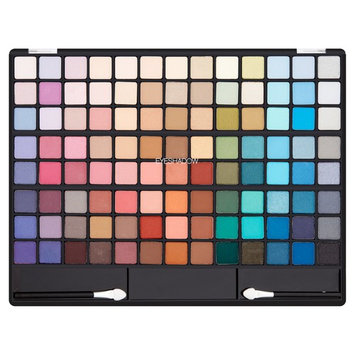 The Color Workshop Ultimate Color Compact Eyeshadow Compact, 106 piece