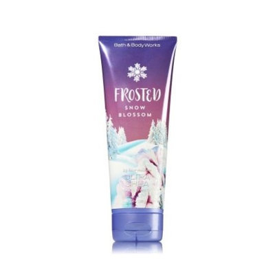 Bath & Body Works Ultra Shea Cream Frosted Snow Blossom