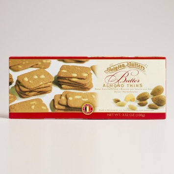 Belgian Butters Almond Thins 3.52 oz.