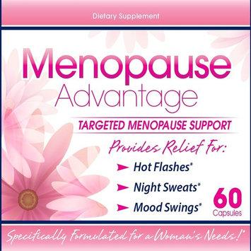 Menopause Relief Supplement - 60 Capsules