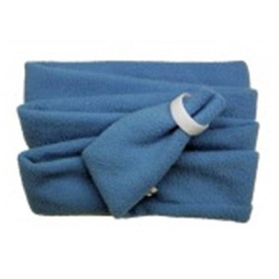 SnuggleHose Fleece Cover 6 ft. Medium Blue