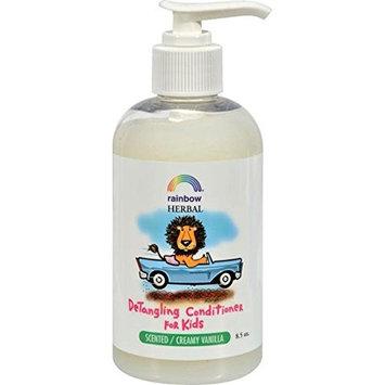 Rainbow Research Organic Herbal Detangling Kids Creamy Vanilla Conditioner