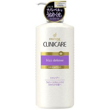 P&G PANTENE CLINICARE | Shampoo| frizz & defence 550ml (Japan Import)