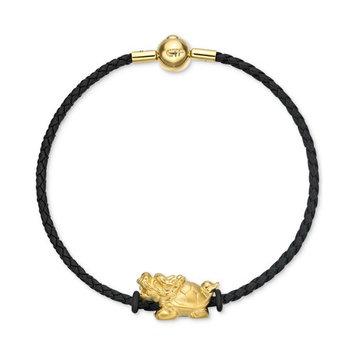 Dragon Braided Bracelet in 24k G