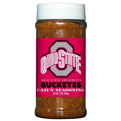 Ohio State Buckeyes Cajun Seasoning Hot Sauce Harry's