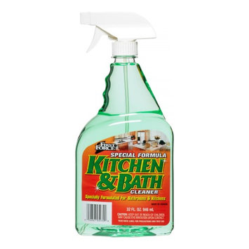 First Force All Purpose Kitchen & Bath Cleaner, 32 Oz