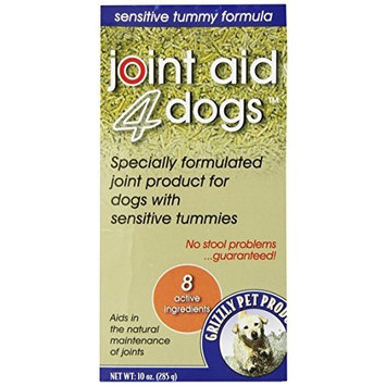 Grizzly Pet Products Joint Aid for Dogs, 10-Ounce