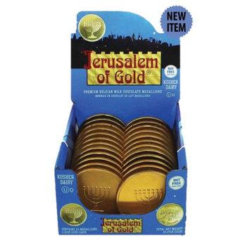 Paskesz Candy 1 Cion 3' Premium Belgian Milk Chocolate Medallions