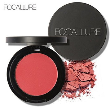 RNTOP Repair Capacity Powder Block Blush Exquisite Rosy Gloss Fine Outline