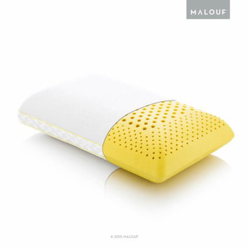 Malouf Z Zoned Dough Chamomile Infused Memory Foam Pillow
