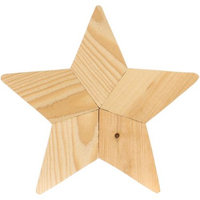 Walnut Hollow Rustic Star-14