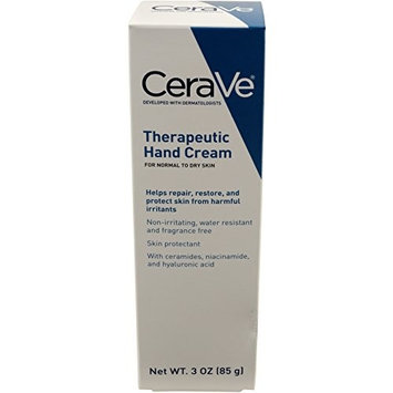 2 Pack - CeraVe Therapeutic Hand Cream 3 oz Each