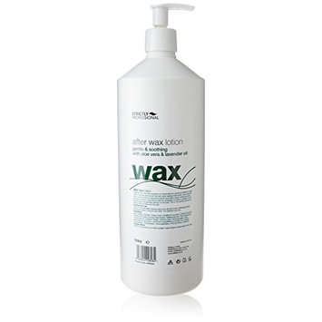 Strictly Professional After Wax Lotion with Aloe Vera and Lavender Oil 1l