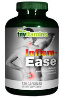 Nutritional Concepts Inflam Ease - 120 Capsules