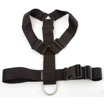 Tycon Heavy Duty Tracking Harness - Black - One size fits all
