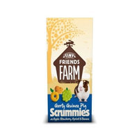 Supreme Pet Foods Tiny Friends Farm Gerty Guinea Pig Scrummies with Ap