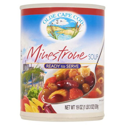 Cains Foods, Inc. Olde Cape Cod, Soup Minestrone, 19 Oz (Pack Of 12)