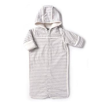 Kapital K Newborn Baby Unisex Boy or Girl Polar Fleece Convertible Bunting Bag Sleeper
