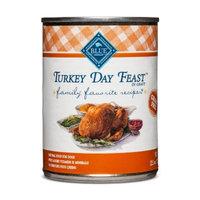 Blue Buffalo Family Favorites Turkey Day Feast Dinner - Wet Dog Food - 12.5oz