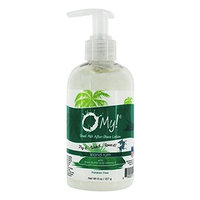 O My! Island Rum Goat Milk After-Shave Lotion - 4oz
