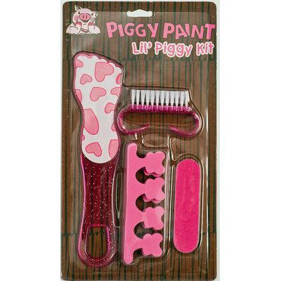 Piggy Paint 4 Piece Pedicure Set