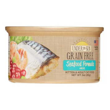 Animal Supply Company CD82043 Grain Free Cat Seafood - 3 oz.