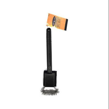 Blue Rhino 00350TV Triple-Action Grill Brush