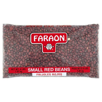 Faraon Foods Faraon Small Red Beans, 4 lbs