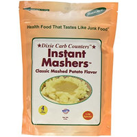 Dixie Carb Counters Classic Instant Mashers - Low Carb Potatoes Substitute