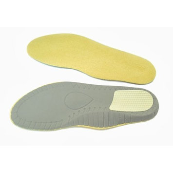 Meditex Orthopedic Insoles with Metatarsal Pad and Inner Arch Support - Men 13 - 13.5