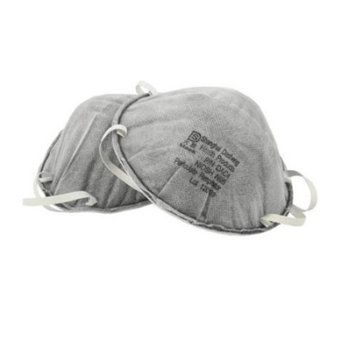 Forney 55902 Respirator With Relief From Nuisance Level Organic Vapor