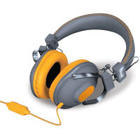 Dreamgear HM-260 Dynamic Stereo Headphones with Microphone