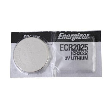 Energizer ECR2025 3V Lithium Coin Cell Battery Replaces CR2025 FAST USA SHIP
