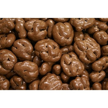 Ghirardelli Milk Chocolate Covered Walnuts (1 Pound Bag) Nut Snacks Bulk