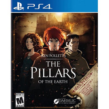 Kalypso Media Pillars Of The Earth Playstation 4 [PS4]