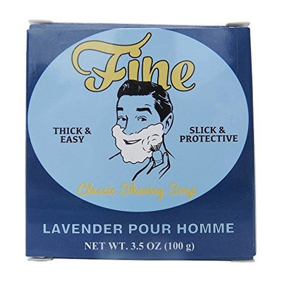 Fine Classic Shaving Soap - Lavender Pour Homme