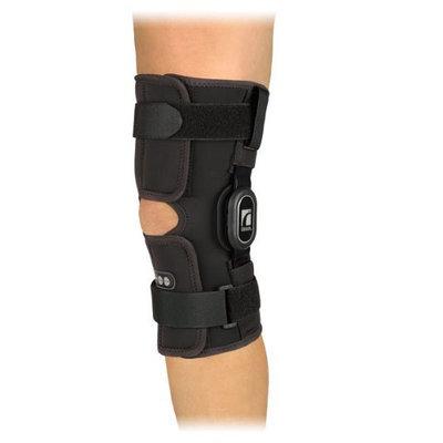 Ossur Rebound ROM Wrap Short Knee Brace Size: Large