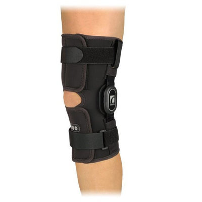 Ossur Rebound ROM Wrap Long Knee Brace Size: X-Small