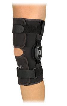 Ossur Rebound ROM Wrap Short Knee Brace Size: XXX-Large