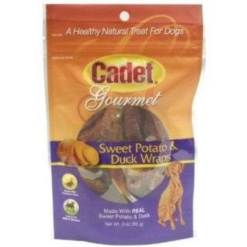 IMS 07206 Cadet Sweet Potato and Duck Wraps Dog Treat - 3 oz.